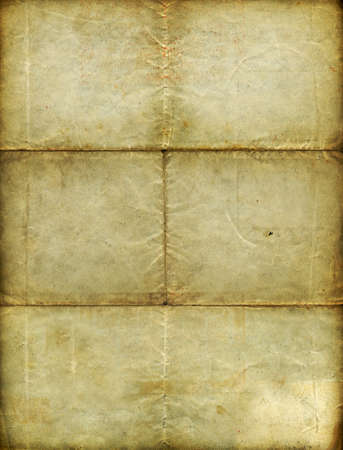 Vintage blank paper - grungy surface - XXL size photo