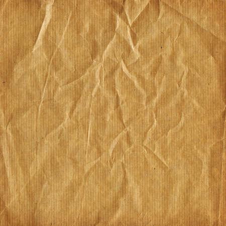 Simple papier d'emballage � rayures beige Banque d'images