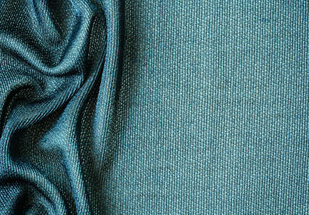 synthetic: synthetic fabric gray-blue background