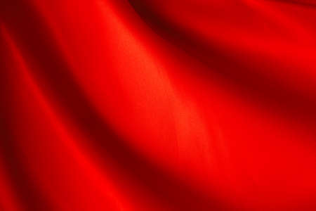 vermeil: abstract background red cloth with folds
