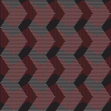 motley: geometric  seamless vector  dark  pattern, abstract  motley background