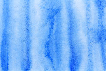 watercolor background with blue brush strokes