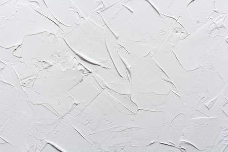 white texture putty wall, rough grunge background