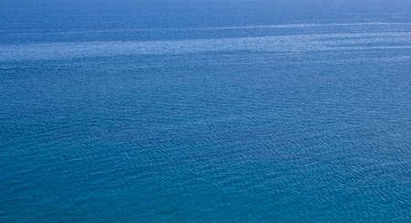 encrespado: extensi�n de mar agitado agua azul Foto de archivo