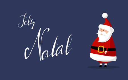 Basic Santa Claus Vector with