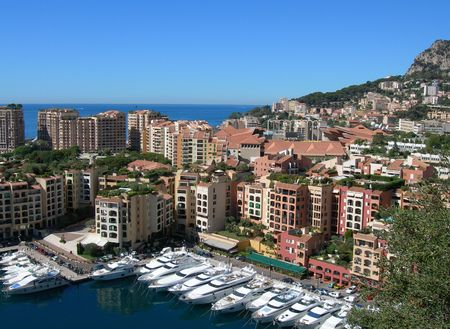 Monte-Carlo, Monaco               Stock Photo