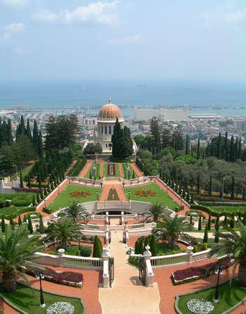 bahai: Bahai Shrine, Haifa, Israel