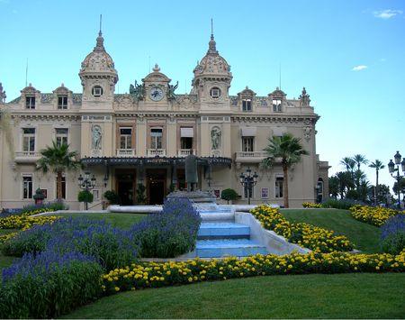 Casino Monte-Carlo, Monaco Stock Photo - 2630518