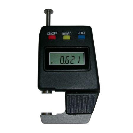 Elactronic digital thickness gauge