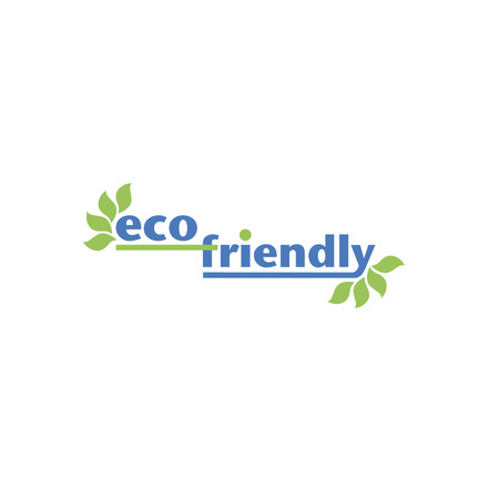 Eco Friendly Illustration