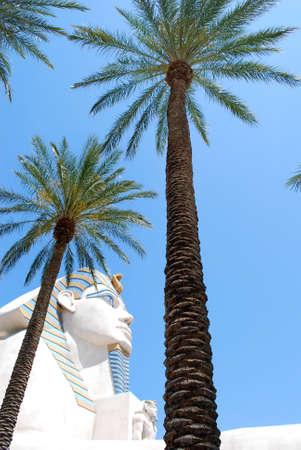 lasvegas: Sphinx Sculpture, Las-Vegas, USA