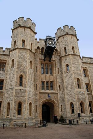 Tower of London, medieval castle and museum, London, England