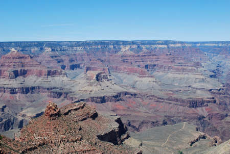 Grand Canyon view, Arizona, USA
