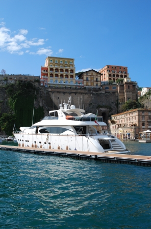 tyrrhenian: Sorrento Port, Italy
