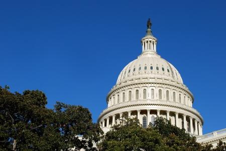 United States Capitol Dome, Washington DC, USA