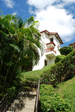 Photo of tropical house in Costa Rica