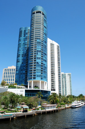 City of Fort Lauderdale - Venice of America, Florida, USA