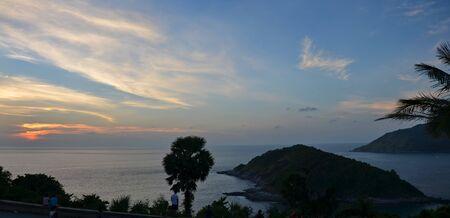 phrom: Sunset at laempromthep