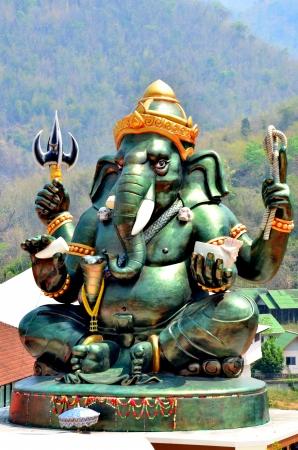 hindu temple: Ganesha or  Ganesh