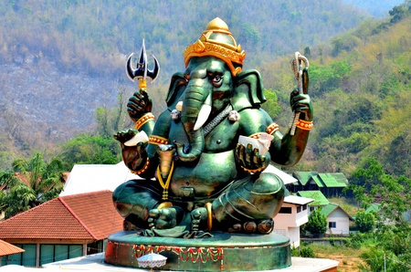hindu god: Ganesha or  Ganesh