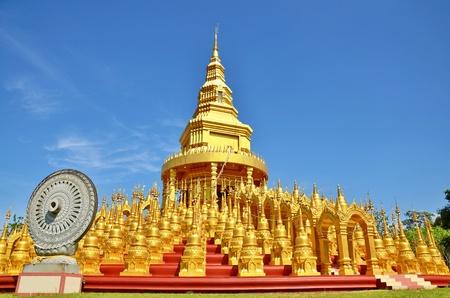 Wat paswangbun Thailand Stock Photo - 19059014