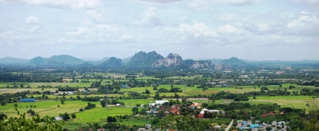ratchaburi: Panorama Viewpoint at Ratchaburi Thailand