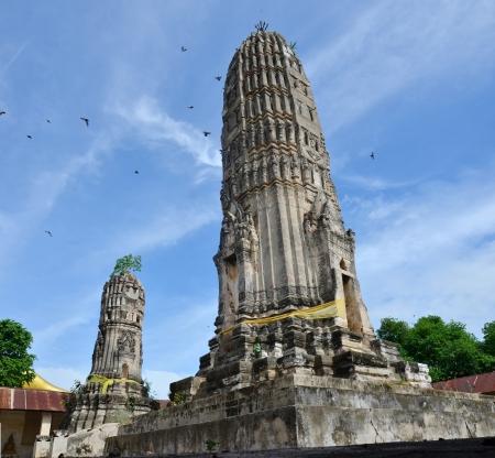 ratchaburi: Aranyikawas Temple at Ratchaburi Thailand