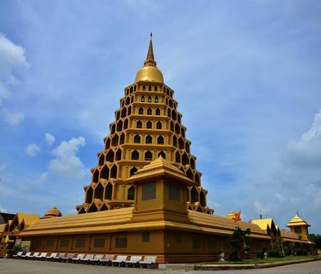 ang thong: Temple at Ang Thong Province Thailand