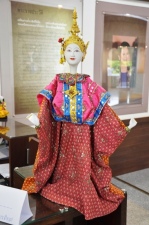 Thailand Puppets photo