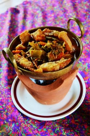 pla: Thai Cuisine  Gang Som Pla Tod