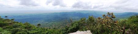 Panorama PA HIN NGAM National Park at Chaiyaphum Thailand photo
