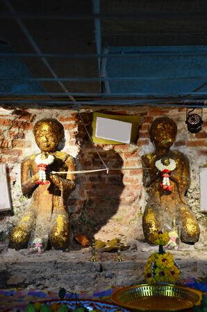 nonthaburi: Wat Bangchak  Nonthaburi Thailand