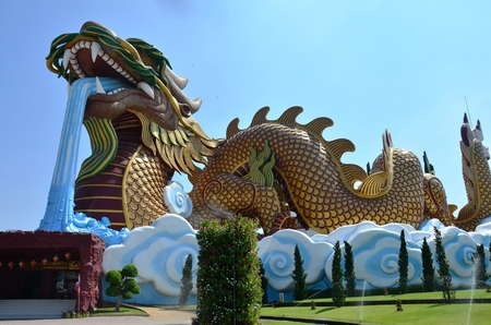 Museum of the Descendants of the Dragon, Thailand Museums and Art Centres, Suphanburi, Thailand