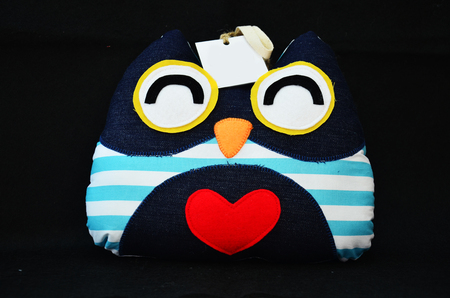 Owl Doll Pillow photo