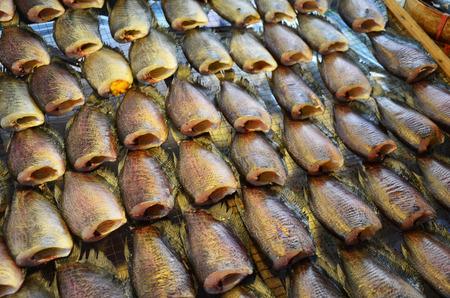 gourami: Gourami fish preserves Stock Photo