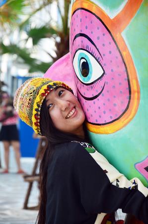 Portrait thai women photo