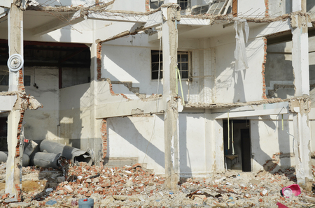 demolish: Demolish or Pull Down Building Structure in Thailand