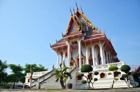 Wat Kubua Temple in Ratchaburi Thailand photo