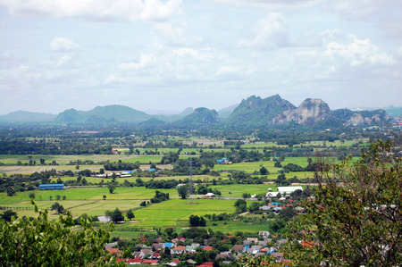 ratchaburi: Viewpoint at Ratchaburi Thailand