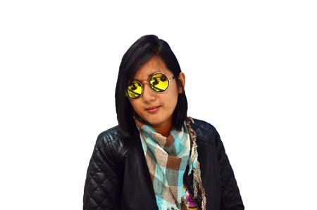 aisa: Portrait woman Model