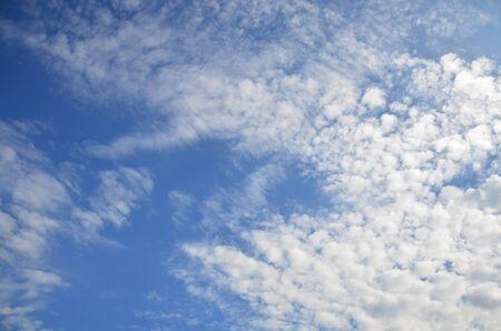 cloudscape: Sky and Cloudscape Background Stock Photo