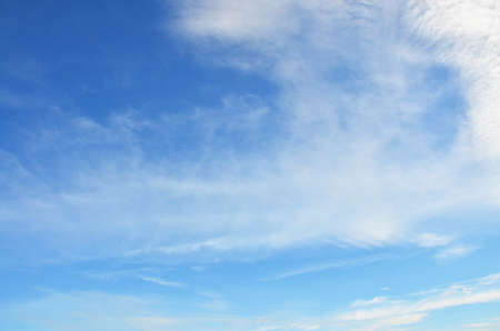 Sky and Cloudscape Background Stock Photo