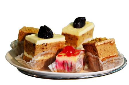 fancy cakes: Buffet fancy cakes in thailand