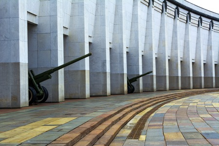 World war II Museum. Victory day. 9 may
