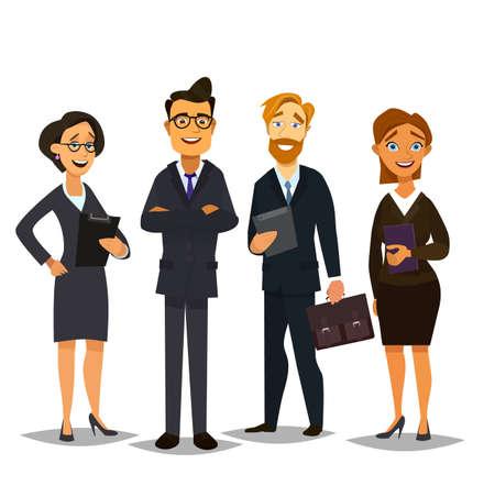 Business-Team, Büro Interieur