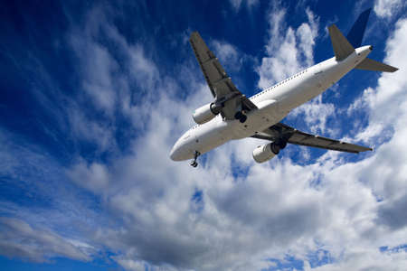 landing Airbus photo