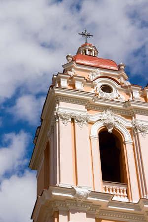 casimir: Church of St. Casimir in Vilnius - capital of Lithuania