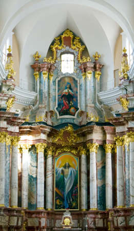casimir: Church of St. Casimir in Vilnius - capital of Lithuania  Editorial