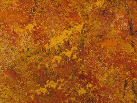 Autumn colors paint texture Stock Photo