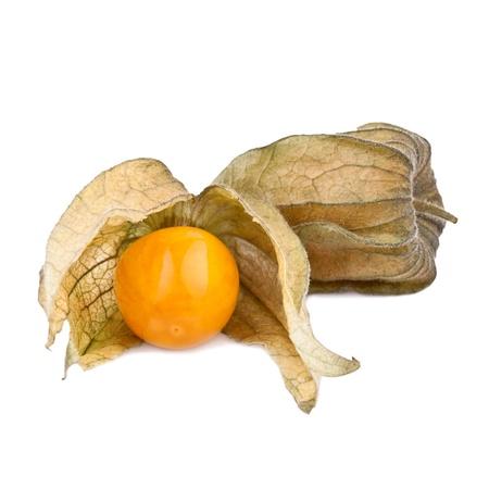Ripe Physalis fruits